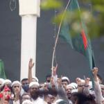 過去3日間、強硬派の宗教政党は、インドのナレンドラ・モディ首相のバングラデシュ訪問に抗議してきました。