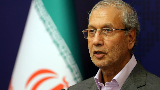 イラン内閣のスポークスマン、アリ・ラビーイー