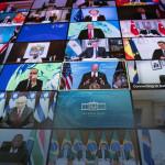 4月22日、米国のジョー・バイデン大統領が招集した環境に関する仮想サミットには、40か国の指導者が出席しました。