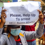 ミン・アウン・ライン将軍のASEANサミットへの参加がジャカルタで抗議された