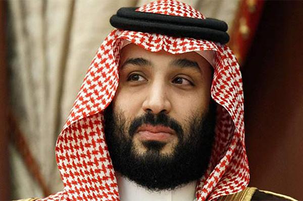 サウジアラビア皇太子ムハンマドビンサルマン
