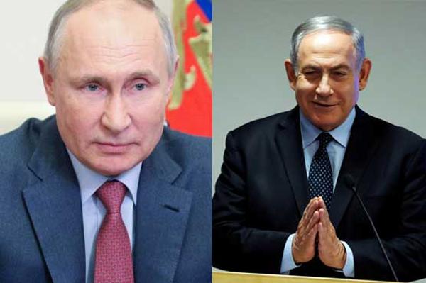 プーチンはネタニヤフにイスラエルへの宣戦布告を警告する
