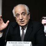 アフガニスタンの米国特使ザルメイ・ハリルザド