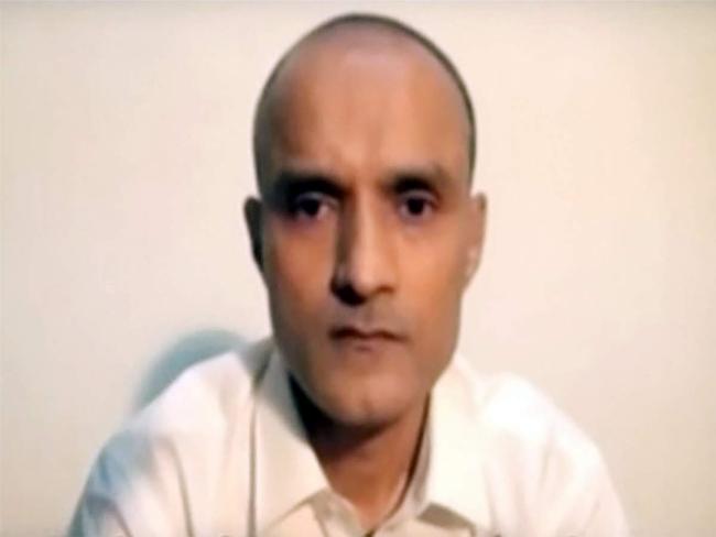 インドのRAWエージェントのクルブーシャン・ヤダフ刑事
