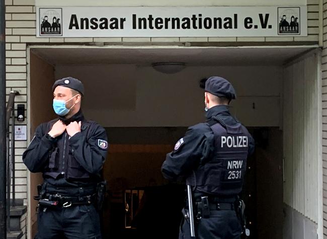 ドイツはAnsaar Internationalのネットワークを禁止します