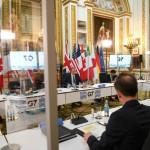 ロンドンでの3日間の会談では、中国に対して統一戦線を形成する方法について話し合われました。