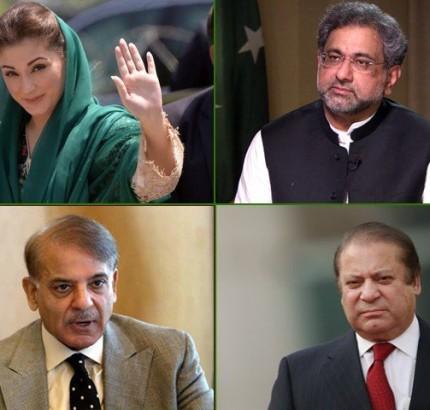 PML-Nは政治的混乱に苦しんでいます